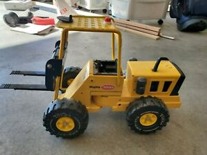 Old Metal Mighty Tonka Forklift