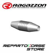 CATALIZZATORE SPORTIVO METALLICO - 200 CELLE - RAGAZZON - 54.0118.00 - EURO 5