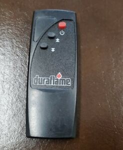 Duraflame Remote - Genuine OEM - IR Remote - Electric Space Heater - 3 Button