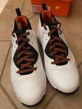 best loved fcd49 ef970 Nike Zoom MVP Steve Nash POP Edition white black orange blaze 354189101  SIZE 13