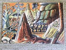 Edward bawden R.A. original lithographie 1946 curwen press
