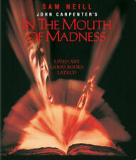 in The Mouth of Madness 0883929329854 With Sam Neill Blu-ray Region a