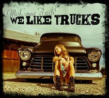 We Like Trucks by Faith McKenna (CD-2013) New Free Shipping