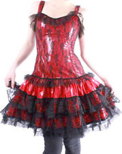Dress Alternative Punk Rock Gothic Steampunk Fetish Pvc