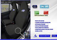 Fodere Smart 450 coprisedili foderine sedile auto marroni fodera colori set in 2
