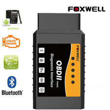 Foxwell Elm327 Auto Obd2 Scanner Bluetooth Code Reader Engine Diagnostic Tool