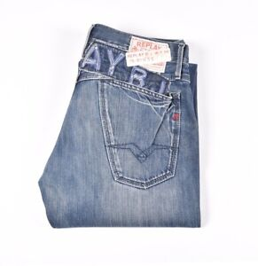 29188 Replay - Blau Herren Jeans IN Größe 31/32