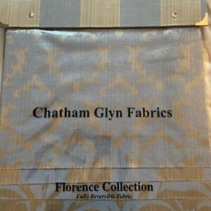Chatham - Glyn Fabrics - Florence Collection   - Fabric Sample Book