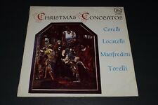 Christmas Concertos~Corelli~Locatelli~Manfredini~Torelli~Japanese IMPORT~Holiday
