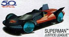Hot Wheels Character Car - Superman DC Justice League