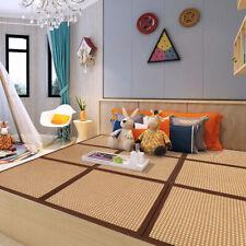 Home tatami mat,Light colored vine,60*60cm 9pcs