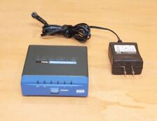 Linksys PSUS4 PrintServer for USB with 4-Port Switch