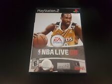 NBA Live 08 [PS2] [PlayStation 2] [Complete!]