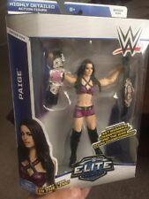 WWE Elite Paige Figure 2014 Series 34 Divas mattel NXT women's championship belt