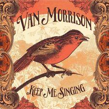 VAN MORRISON - KEEP ME SINGING   CD NEW!