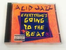 ACID JAZZ EVERYTHING GOING TO THE BEAT CD