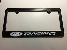 ford racing logo plastic license frame vinyl decal