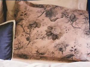 Christy of England Standard Pillow Sham - Regency Blush
