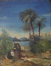 Am Kilimandscharo, Impressionist, 19 Jhd.