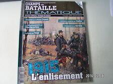 ** Champs de bataille Thématique n°42 Débarquement des Dardanelles / Front Est