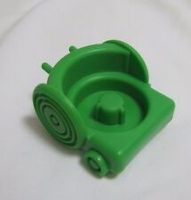 Fisher Price Little People GREEN WHEEL CHAIR Wheelchair ~ GREEN for Handicapped