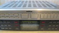 Revox B-285 (B285) Receiver / Vollverstärker mit Tuner RARITÄT!  Srn:7034