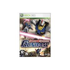 Pal version Microsoft Xbox 360 Dynasty Warriors Gundam