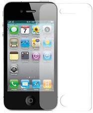 Protector de pantalla Lcd Para iPhone 4 4S Lamina Film Trasparente + Gamuza