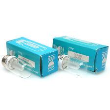 Novatron Frosted Quartz JDD FR E26 130V/150W Modeling Lamp N4106 (Boxed) x2