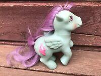 VTG MLP 1987 My Little Pony Peppermint Crunch Sundae Best G1