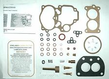 1937 CARBURETOR KIT CARTER WDO #366 2 BARREL PACKARD 120 -ETHANOL TOLERANT - NEW