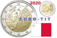 2 €  MALTE COMMEMO RARE   200 000  ex     ENFANCE ET SOLIDARITE     /    2020