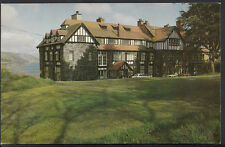 Wales Postcard - The Lake Vyrnwy Hotel, Powys  A993