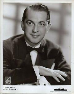 62829. Original MCA Photo Percy Faith and His Orchestra by James J Kriegsman NY