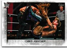Chris Jericho 2015 Topps WWE Undisputed Famous Finishers Card # FF9