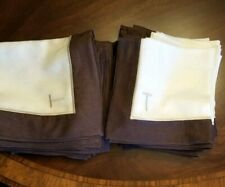 Set of 24 Linen Dinner Napkins