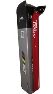 RITCHEY WCS SEATPOST RARE WET RED 1 BOLT 30.9mm 400mm 20mm Offset NEW