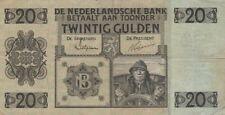 🇳🇱 20 Gulden - 1926 - Niederlande - P-44 🇳🇱