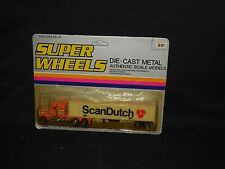 Super Wheels By/Aaron's Corp 1/100 Scale Diecast Scan Dutch MOC