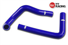 Toyota Supra JZA80 2JZ-GE VVTI Silicone Radiator Hose Kit 93 94 95 96 97 98 Blue