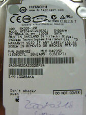 120 gb Hitachi hts543212l9sa01/pn: 0a56402/da2352/apr-08/0a54346 da2110a