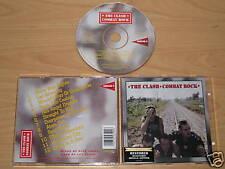 THE CLASH/ Combat Rock (Columbia 495349-2) Cd Álbum