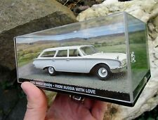 RARE 007 JAMES BOND Ford Ranch Wagon 1:43 BOXED CAR MODEL From Russia with Love