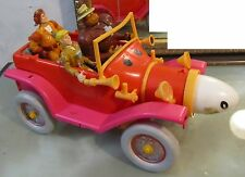 Filmation Ghostbusters Fantabuggy + Grunt Eddie e Jack Fanta Buggy