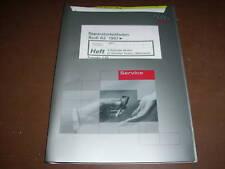 Werkstatthandbuch Audi A3 4 Zylinder Motor ,ab 1997