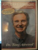 Asperger's Syndrome - Guide for Parents & Professionals - Tony Attwood New DVD