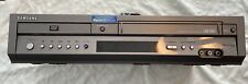 Samsung DVD-V3500 VHS VCR/DVD Combo Player VHS Recorder Dual Deck with Remote