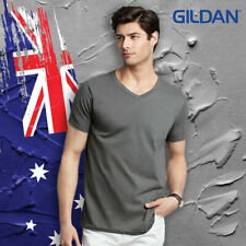 --Gildan Softstyle® Adult V-Neck T-Shirt 64V00