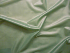 Latex Rubber, .45mm Thick, 92cm Wide, Semi Transparent Olive