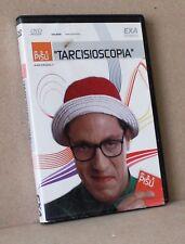 Tarcisioscopia, Max Pisu, dvd, exa cinema, 107', stagione 2000-2001-2002